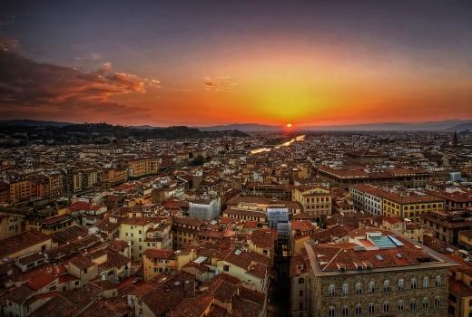 Firenze_alba